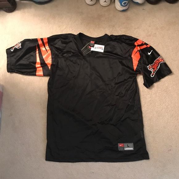 Cincinnati Bengals Blank Nike Jersey